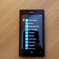 Vand/schimb Nokia Lumia 520 - Telefon mobil Nokia Lumia 520, Negru, Neblocat