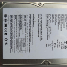 HDD IDE 80gb Seagate barracuda hard disk ata (PATA) 3.5inch calculator 3045plu, 40-99 GB