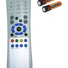 Telecomanda Receiver Satelit - Telecomanda digi rcs-rds + baterii