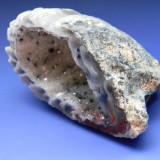 Mini geoda agat - Fosila roca
