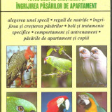 TOTUL DESPRE CRESTEREA SI INGRIJIREA PASARILOR DE APARTAMENT