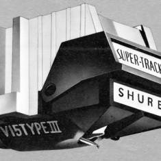 SHURE V 15 TYPE III - Microfon Shure Incorporated