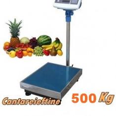 CANTAR PROFESIONAL DIGITAL ELECTRONIC 500 KG LA PRET DE OKAZIE! SIGILAT. - Cantar de Bucatarie