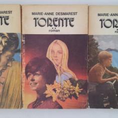 Roman - Torente- Marie-Anne Desmarest, vol. I-III