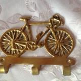 Suport / cuier din alma pentru chei - Metal/Fonta