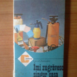 Carti Constructii - K0 Luca Gherasim - Imi zugravesc singur casa (volumul 2)