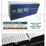 1.000 tuburi Pall Mall Multifiltru cu Carbon Tuburi de tigari pentru tutun
