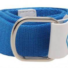 Curea Webbing Belt Adidas 100% ORIGINALA import Anglia - Curea Dama Adidas, Marime: S/M, Culoare: Albastru