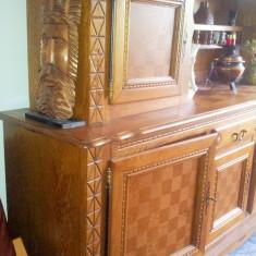 Masuta living - Vand urgent mobila sufragerie lemn masiv