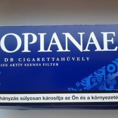 Foite tigari - Tuburi pentru tigari Sopianae cu Carbon