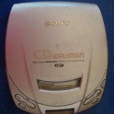 CD WALKMAN SONY ESP 2, MODEL D-E201, DEFECT ! - CD player