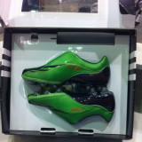 Ghete fotbal adidas f50.8 tunit, Marime: 42, Verde, Barbati, Iarba