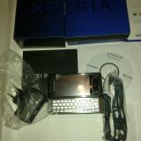 Telefon mobil Sony Ericsson, Negru, Nu se aplica, Neblocat, Fara procesor, Nu se aplica - Sony Ericsson Xperia X1 nou