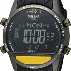 Ceas Barbatesc Casio, Casual, Quartz, Inox, Cauciuc, 100 m / 10 ATM - Pulsar PV4005 ceas barbati nou 100% original Oferta si comenzi ceasuri SUA