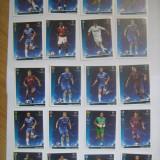 PANINI - Champions League 2009-2010 / jucatori (20 stikere) - Colectii