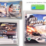 JOC PS3 Sony Full Auto 2 Battlelines 12+ original Play Station stare buna game gaming consola Garantia de Livrare