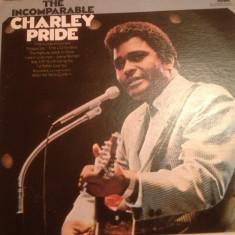 CHARLEY PRIDE - THE BEST OF (1972 /RCA REC /USA ) - gen : COUNTRY - vinil/vinyl - Muzica Rock rca records