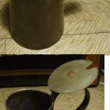 Cana mare de apa din alama - Metal/Fonta
