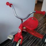 Tricicleta copii Italtrike, 2-4 ani, Fata, Rosu - Tricicleta ITALTRIKE - fol de 2 ori, ca noua, superba