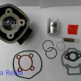 Kit Cilindru / Set Motor + Piston + Segmenti Scuter Aprilia SR Funmaster / SR Racing / SR Sport / SR Street ( 5 colturi / 49cc - 50cc - racire apa - Set cilindri Moto