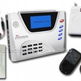 Noul Sistem de Alarma pentru Casa sau Firma model 2014 - GSM+PSTN-20 cu 99 Zone Wireless - Sisteme de alarma