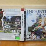 Enchanted Arms  (PS3) (ALVio) + sute de alte jocuri ps3 ( VAND / SCHIMB )