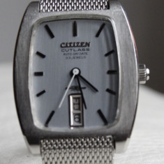 CITIZEN CUTLASS - Ceas barbatesc Citizen, Casual, Mecanic-Automatic, Inox, Analog