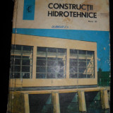 N.G. Ioan, Constructii hidrotehnice, manual pentru anul III - Carti Constructii
