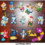 Surpriza Kinder - Lot figurine KINDER #014