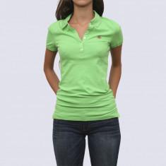 AEROPOSTALE TRICOU POLO - Tricou dama Aeropostale, Marime: S, XL, Culoare: Verde, Casual