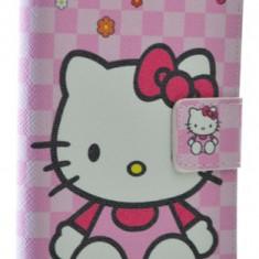 Husa toc Hello Kitty Samsung Galaxy S3 i9300 + folie ecran