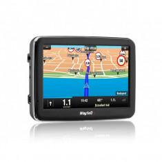 GPS WayteQ X850 (fara soft) - Navigatie auto ventuza - prindere pe parbriz - 4GB, 4, 3, Fara harta, peste 32 canale