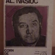 Roman - A Ivasiuc Corn de vanatoare EFCR 1991