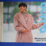 CATALOG MODA BARBATI / FEMEI - BURDA AN 1991-1992 - Revista moda