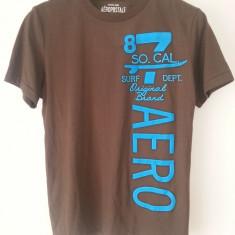 Tricou Aeropostale original 100%, bumbac, M, nou cu eticheta - Tricou barbati Aeropostale, Marime: M, Maneca scurta