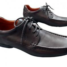 Pantofi barbati piele naturala Denis-1056-m