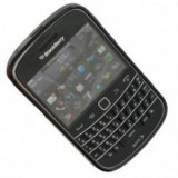 Husa silicon BLACKBERRY 9900 neagra Celular line BLISTER - Husa Telefon