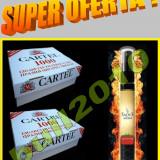 Foite tigari - 2 X CARTEL 1000 tuburi tigari, filtre + AROMA PENTRU TUTUN