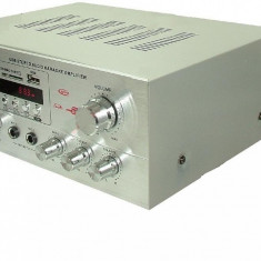Amplificator  audio  50 w