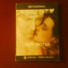 Vatsyayana Arta erotica - Carti Hinduism
