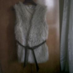 Vestuta (primavara-toamna) Zara - Vesta dama Zara, Marime: L, Culoare: Bej, Bej
