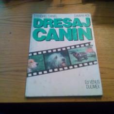 DRESAJ CANIN -- Stenghel Daniel, Damian Adi -- 1997, 37 p. - Carti Zootehnie