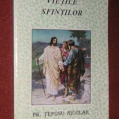 Vietile sfintilor - TEPOSU NICOLAE (2001)
