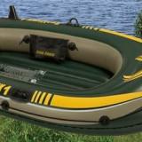 Barca gonflabila Intex/pneumatica / pescuit SEAHAWK 1 -pentru 1 persoana Cel mai ieftin