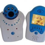 Baby Monitor Camera pentru Bebelusi