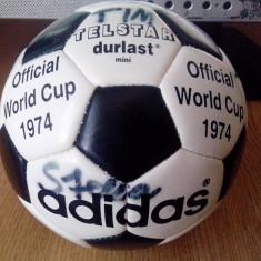 Mini minge Adidas Telstart durlast, World Cup 1974 - Minge fotbal