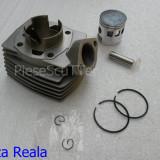Set motor ( Kit Cilindru ) scuter Peugeot / Pejo Splinter / Squab / TKR / Trekker / Vivacity / Zenith  ( 80cc )
