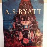 BABEL TOWER - A.S. BYATT - Carte Literatura Engleza