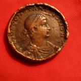Dupondus Constantius - Copie veche bronz, d= 2, 9 cm - Moneda Antica