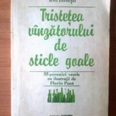 Roman - J Tristetea Vanzatorului De Sticle Goale 55 Povestiri Vesele - Ion Baiesu